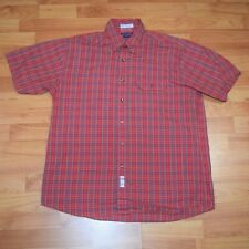 Austin Reed Of Regent Street Men S Size L Plaid Button Front Shirt Euc Austin Reed Men Casual Plaid Button