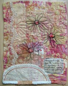 Letter & Lace ~Nostalgia Series by Jane LaFazio (framed to 18x16) $400 will…