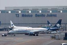 Crece 13.1% la aviación en México en primer bimestre - Milenio.com