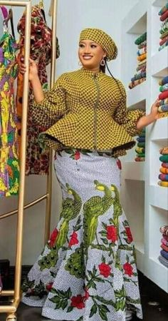 African Maxi Dresses, Latest African Fashion Dresses, African Dresses For Women, African Print Fashion, African Wear, African Attire, African Print Dress Designs, African Print Skirt, African Design