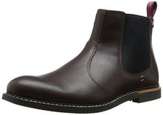 Timberland Men's EK Brook Park Chelsea Boot,Red/Brown Smooth,13 M US - http://authenticboots.com/timberland-mens-ek-brook-park-chelsea-bootredbrown-smooth13-m-us/