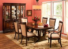 Superior Dining Set | Dining Sets | Raymour And Flanigan Furniture