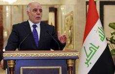 Sumber keamanan lain mengatakan kepada Reuters, setidaknya tiga roket jatuh 500 meter dari lokasi Abadi.