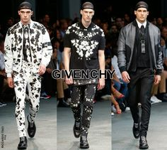 GIVENCHY Menswear : 2015 Summer Collection