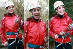 The Many Faces of Kate Middleton, the Queen of Abseiling