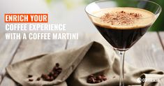 The two ingredients of coffee martini are coffee and gin/vodka. Read on for recipes! Coffee Martini Recipe, Espresso Martini, Espresso Shot, Martini Recipes, Chocolate Shavings, Chocolate Syrup, Irish Cream Liquor, Cocktails Made With Gin, Coffee With Alcohol