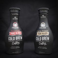 Introducing Pure Black — 48 ounces of smooth cold brew coffee served straight up. Coffee Van, Coffee Type, Coffee Is Life, Coffee Shops, Baileys Iced Coffee, Coffee Drinks, Cold Brew Coffee Recipe, Nitro Coffee, Cheap Coffee