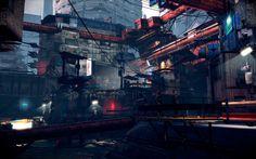 neo paris slums - Google Search