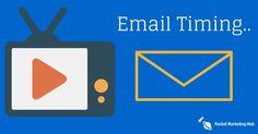 Rocket TV – Episode 43 – How Important Is Email Timing? Rocket Tv, Tv Episodes, Digital Marketing, Letters, Letter, Calligraphy