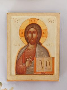 Orthodox Icons, Gabriel, Saints, Christian, Angels, Study, Teacher, Painting, Santos