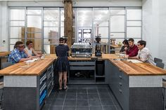 Counter Culture Is Opening a #Coffee #Classroom in #SilverLake..Not a place for walk-in coffee service but instead a home for wholesalers who buy Counter Culture's beans to congregate, the Design, Bitches-backed shop should bring some heavy coffee knowledge to the area.
