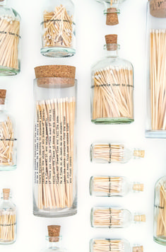 Poetry Fireplace Match Bottle is part of Match bottle – Match jar – … Diy Candles Scented, Soy Wax Candles, Candle Packaging, Candle Branding, Candle Shop, Jar Candle, Grafik Design, Bottle Design, Candle Making
