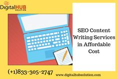 Your online business can improve if you use SEO Content Writing Services with professional writers. Digital Hub Solution has expert they help in achieving business objectives in affordable price. Article Writing, In Writing, Creative Writing, Professional Writing, Technical Writing, Business Writing, Business Requirements, Simple Words, Free Quotes