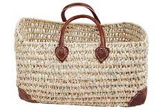 Open Weave Basket, XL on OneKingsLane.com