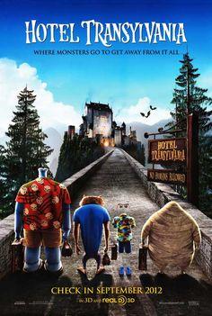 Hotel Transylvania 27x40 Movie Poster (2012)