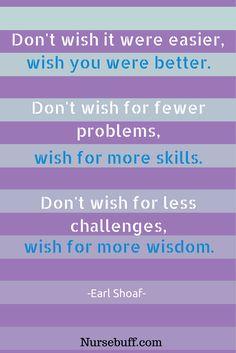 shoaf inspirational nursing quotes