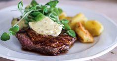 Tahini, Steak, Food, Essen, Steaks, Meals, Yemek, Eten