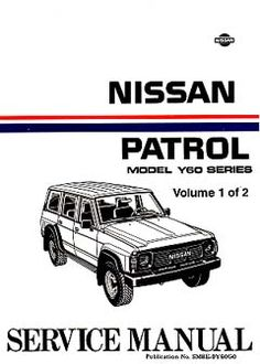 Slikovni rezultat za nissan patrol gr 1997 service manual