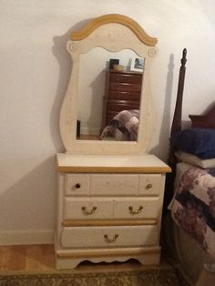 Newfound used dresser to rehab for guest room.