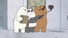 Cartoon Network launches We Bare Bears Game Bears Game, 3 Bears, Cute Bears, Bear Cartoon, Cartoon Icons, Cartoon Characters, Cartoon Network Bears, Fictional Characters, We Bare Bears Wallpapers