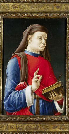 De heilige Cosmas (of Damianus), attributed to Bartolommeo Vivarini, 1460 - 1480