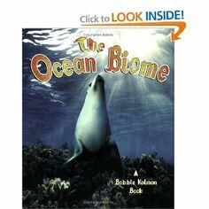 Amazon.com: The Ocean Biome (Living Ocean) (9780778713180): Kathryn Smithyman, Bobbie Kalman: Books