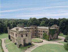 Towneley Hall, Preston, Lancashire, England