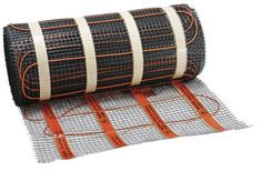 110W underfloor heating mat Electric Underfloor Heating Mat, General Construction, Air Conditioning Units, Energy Efficient Homes, Water Pipes, Startups, Campers, Productivity, Zen