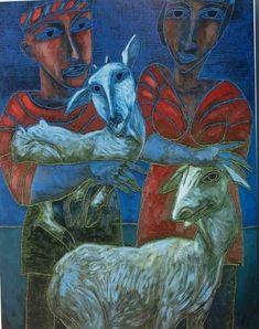artist printmaker painter  Jan Vermeiren