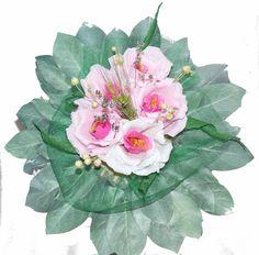 Buchet Pink Floral Wreath, Wreaths, Plants, Home Decor, Floral Crown, Decoration Home, Door Wreaths, Room Decor, Deco Mesh Wreaths