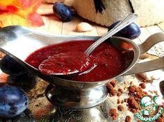 """Ткемали """"Сванский"""" - кулинарный рецепт"""