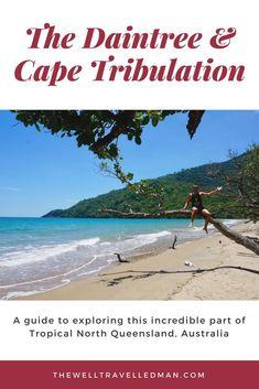 Ultimate Guide to The Daintree & Cape Tribulation, Tropical North Queensland, Australia #AustraliaTravelKids