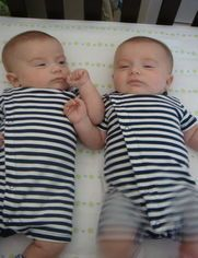 difficulties raising twins and how to get through it
