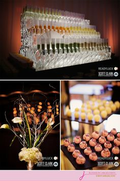 engage!12 Mandarin Oriental event details - Gala food displays