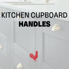 Choosing The Right Handles For Your Kitchen Cabinets Can Make All Difference To Design