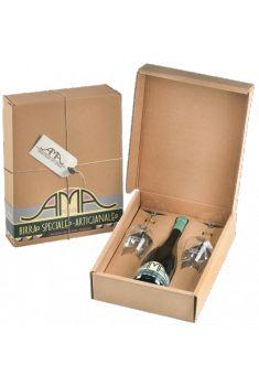 AMA Bionda Gift Pack. Nice packaging.