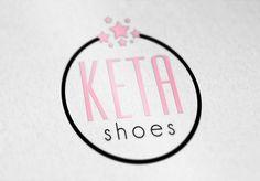 Keta Shoes logo tasarımı