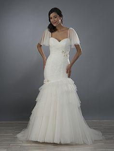 ALFRED ANGELO Bridal, Style 2482. #BestForBride