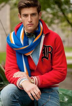 Rugby Ralph Lauren, Fall/Winter 2012-2013 Campaign More 'College'