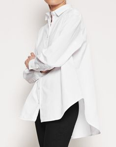 HEMLINE IDEA Capri shirt