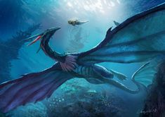 Dragon and Dotty by WandererLink.deviantart.com on @DeviantArt