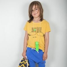 BOBOCHOSES - T-Shirt Manches Courtes Mr Nail