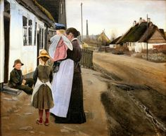 Laurits Andersen Ring (1854 - 1933)