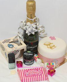 ♥DIY Girly Hamper - Gift Idea♥ #Hamper #GiftIdea