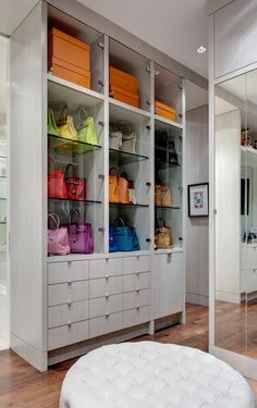 Provocative Woman: Dream closet, and how would you design it?