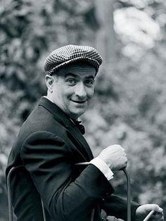 Louis de Funes de son vrai nom Louis de Funes de Galarza nee le 31 juillet 1914 a Courbevoie