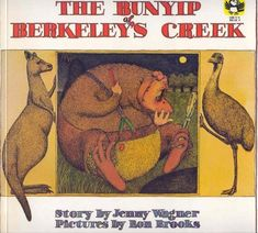 Booktopia has The Bunyip of Berkeley's Creek by Jenny Wagner. Buy a discounted Paperback of The Bunyip of Berkeley's Creek online from Australia's leading online bookstore. Best Selling Novels, Books Australia, Australian Authors, School Librarian, Children's Picture Books, Book Week, Penguin Books, Childrens Books, Childhood