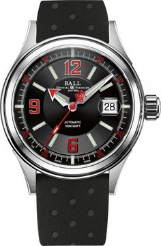 Ball Watch | Fireman Racer - Model NM2088C-P2J-BKRD