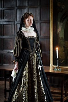 Tudor, Richard Jenkins, Anne Of Cleves, Mary Stuart, Mary Queen Of Scots, Renaissance Fashion, Fashion History, Women's Fashion, Historical Costume
