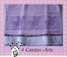 Fabinha Graphics For Embroidery: Oitinho Point